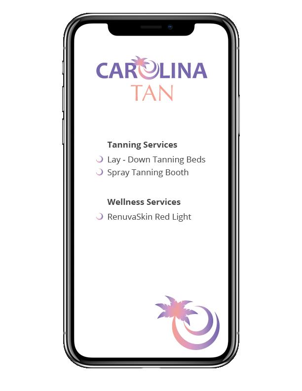 iphone menu